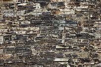 怀旧石头墙纹理