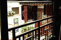 上海三林古镇建筑窗外