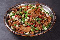 大盘辣椒炒肉