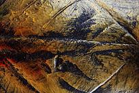 古铜树叶花纹