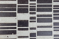 黑白钢琴键纹理