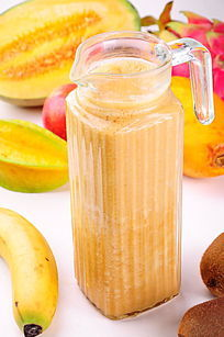 苹果香蕉汁
