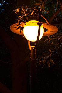 夜景景观灯