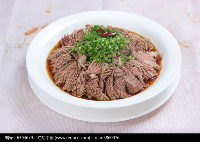 白灼菜系腰花,高清大图_中国熏肉月饼四川图片素材图片