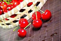 高清水果樱桃