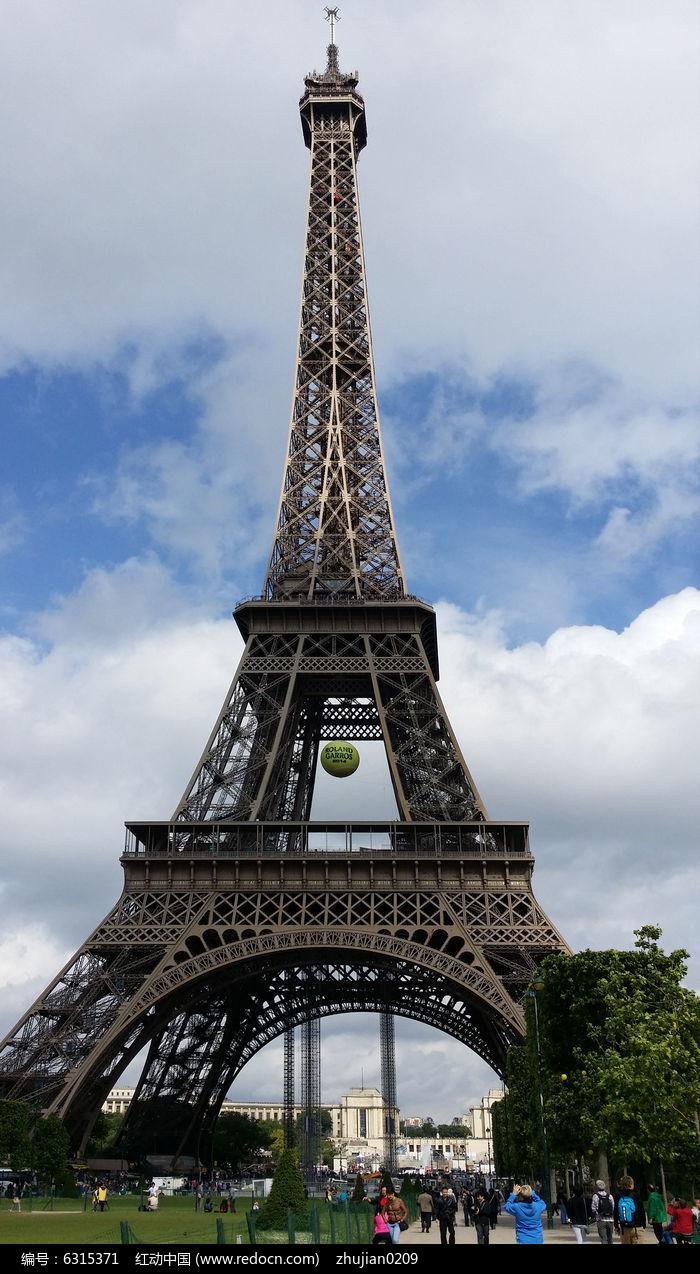 法国埃菲尔铁塔图片,高清大图_名胜古迹素材