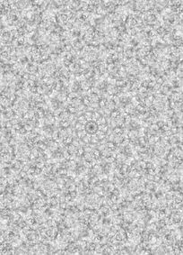 黑白抽象印花