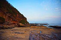 涠洲岛岩石风景