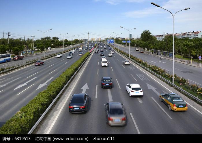 北京城市交通