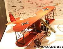 二战螺旋桨飞机模型