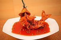 中国美食 黄河鲤鱼