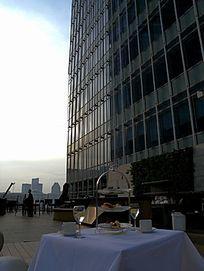国金中心下午茶