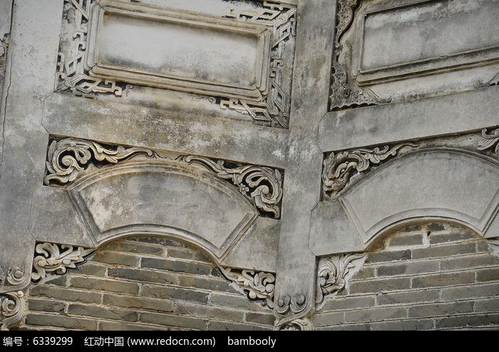古建筑 花纹