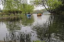 水上游船乐园
