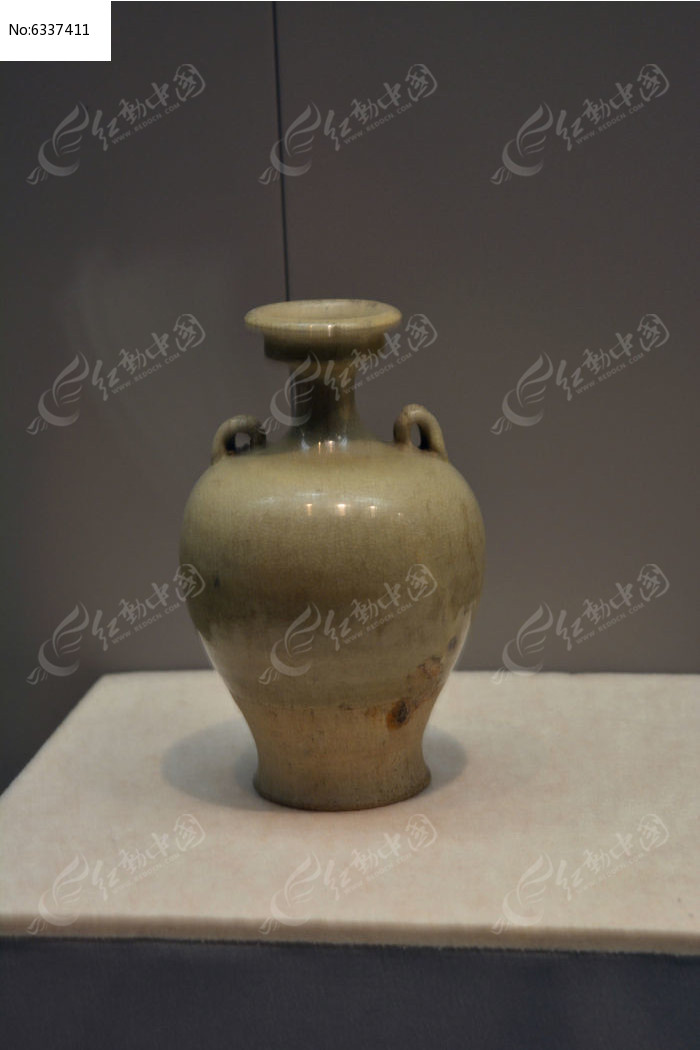 唐代瓷瓶图片,高清大图