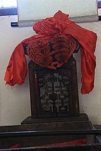 古代婚礼装饰