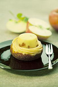 苹果布蕾泡芙