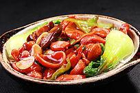 台湾香肠煲仔饭