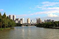 温州南塘河岸