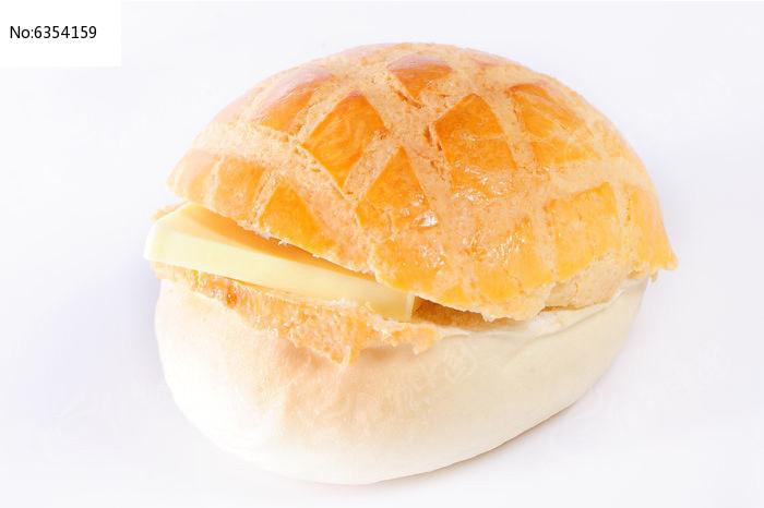 菠萝包图片,高清大图_西餐美食素材