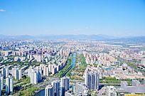北京城市景色