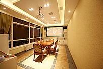 会议室/客厅一角室内设计