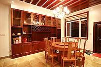 客厅一角室内设计