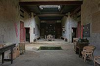 中华苏维埃共和国中央执行委员会会议室旧址(沙洲坝)