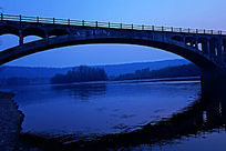 激流河大桥