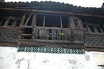 木房古建筑