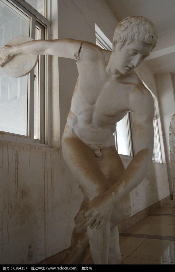 石膏雕塑图片