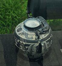 一个凉茶提壶