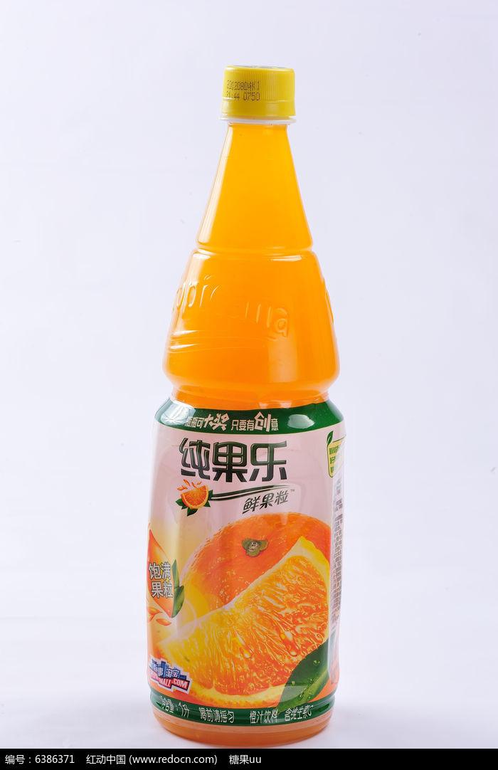 纯果乐鲜果粒