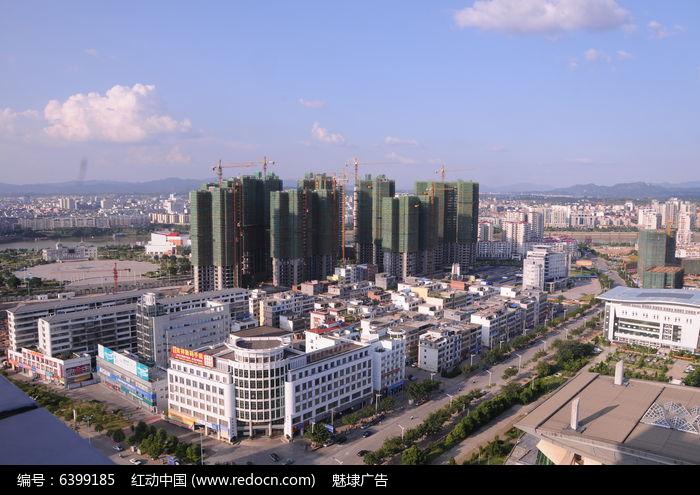 赣州城市风采中航城