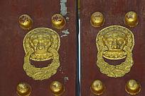 皇家建筑门扣