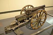 国民革命军用的75山炮