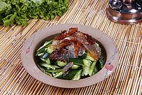 中国菜海菜黄瓜