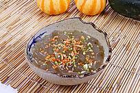 中国菜凉拌凉粉