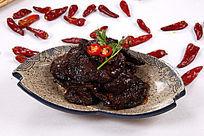 中国菜糖醋熏鱼