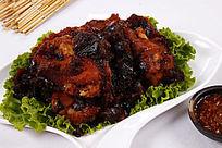 中国菜猪蹄冻
