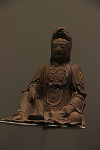 雕观音菩萨像