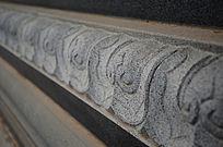 佛教图案石雕