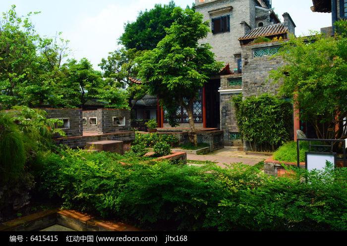 古代园林建筑景观图片