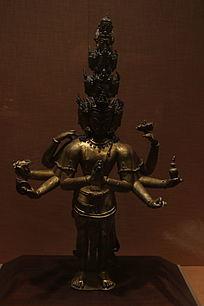 十一面观音菩萨像