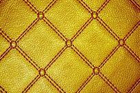 黄色软包皮纹