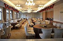 浪漫典雅中式餐厅