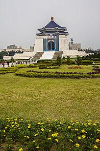 台湾建筑及绿地