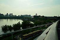 铁轨与河流