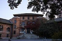 清华大学古式建筑