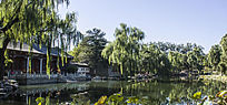 水木清华湖畔